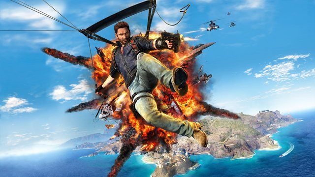 games similar to Just Cause 3