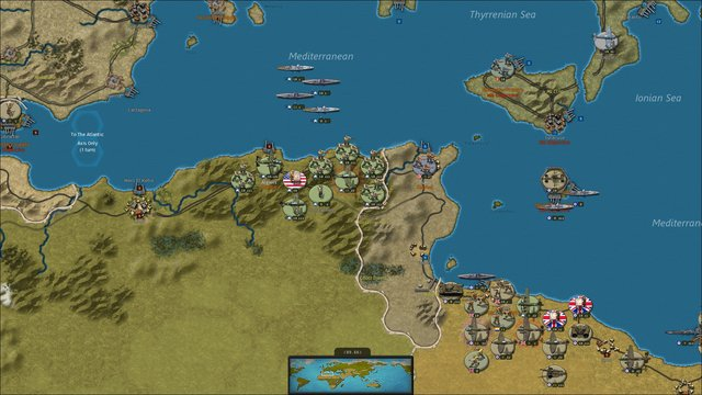 games similar to Strategic Command WWII: World at War
