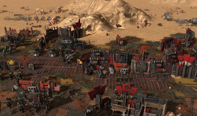 games similar to Warhammer 40,000: Sanctus Reach