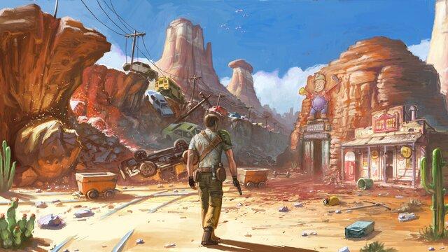 games similar to Arizona Sunshine