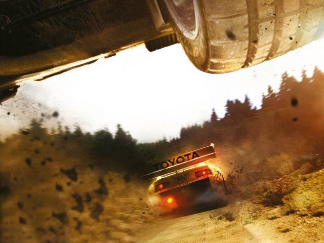 games similar to Colin McRae: DiRT