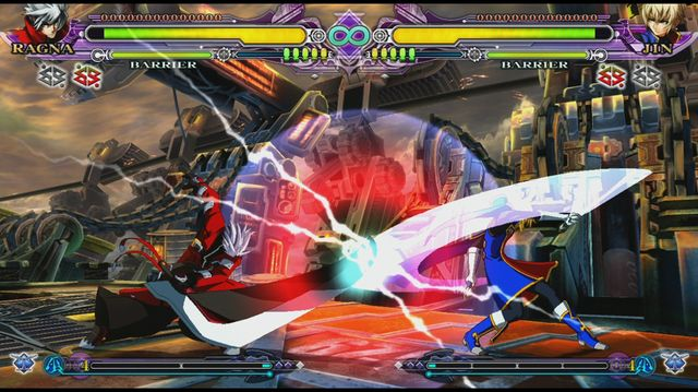 games similar to BlazBlue: Continuum Shift Extend