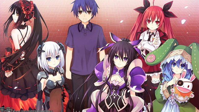 games similar to DATE A LIVE: RIO Reincarnation