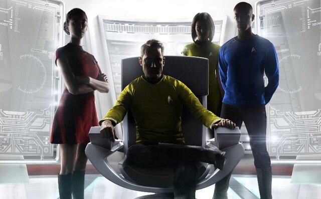 games similar to Star Trek: Bridge Crew