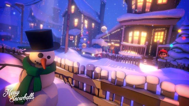 games similar to Merry Snowballs