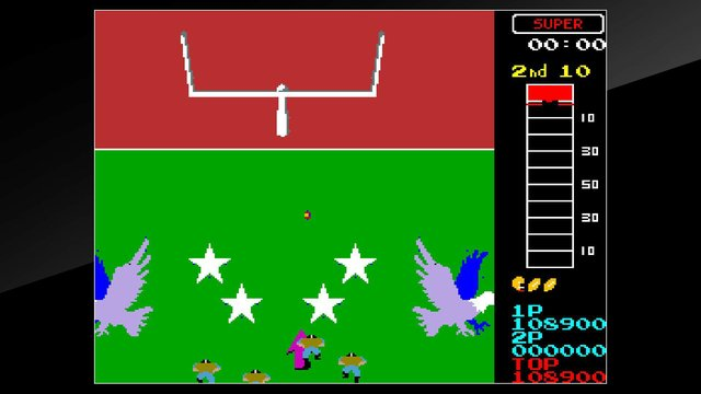 games similar to Arcade Archives 10 Yard Fight