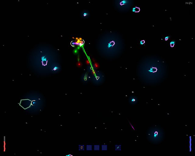 games similar to Space   The Return Of The Pixxelfrazzer