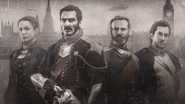 games similar to The Order: 1886