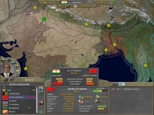 games similar to Supreme Ruler 2020 Gold