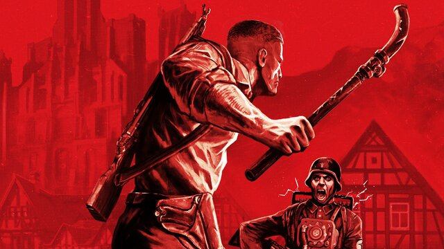 games similar to Wolfenstein: The Old Blood