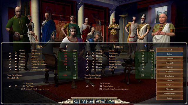 games similar to Caesar IV