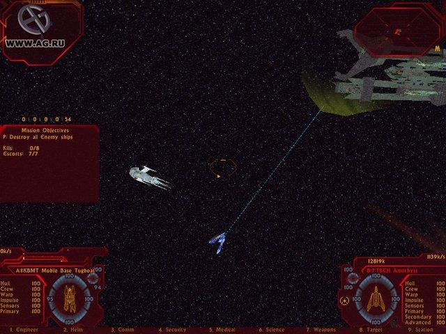 games similar to Star Trek: Klingon Academy