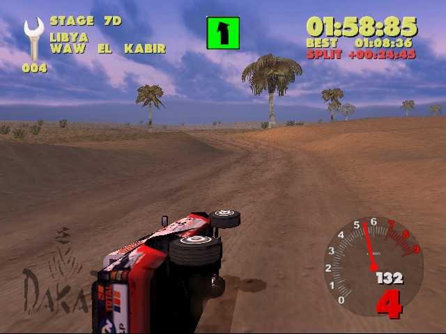 games similar to Paris Dakar Rally