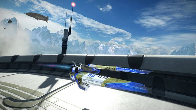 games similar to WipEout Omega Collection