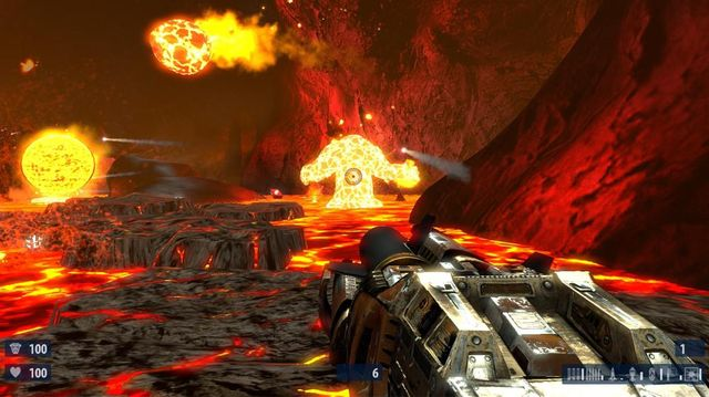 games similar to Serious Sam HD: The Second Encounter