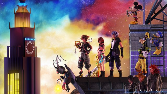 games similar to Kingdom Hearts III