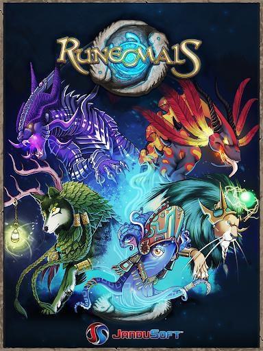 games similar to Runemals