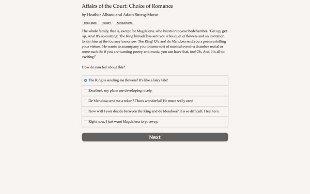games similar to Affairs of the Court: Choice of Romance