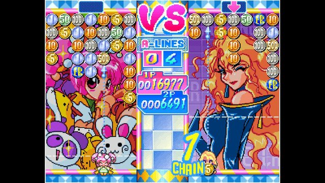 games similar to ACA NEOGEO Money Puzzle Exchanger