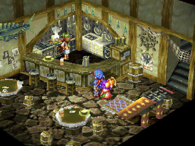 games similar to Grandia