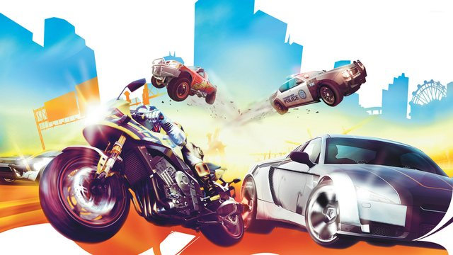 games similar to Burnout Paradise: The Ultimate Box