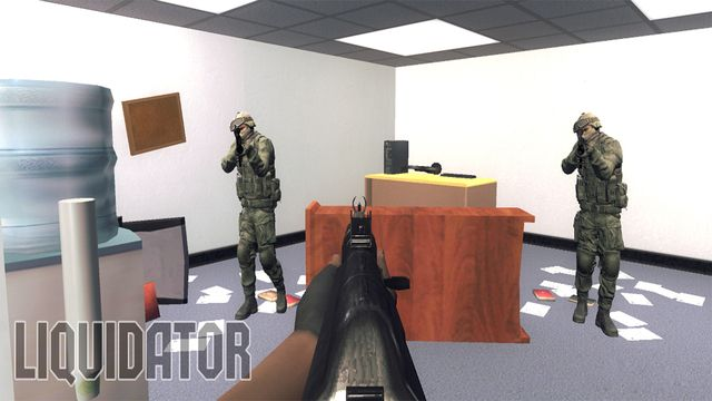games similar to Liquidator