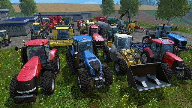 games similar to Farming Simulator 15