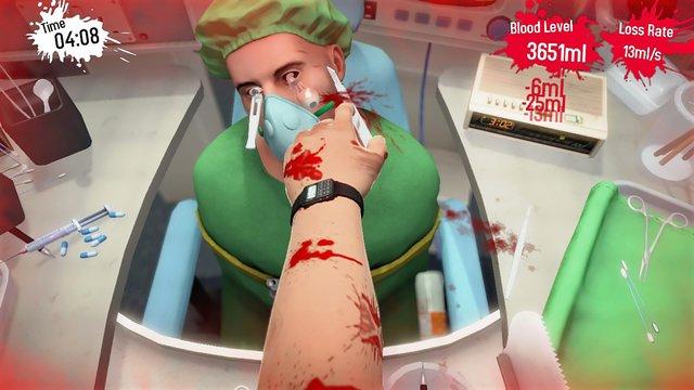 games similar to Surgeon Simulator