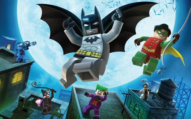 games similar to LEGO Batman