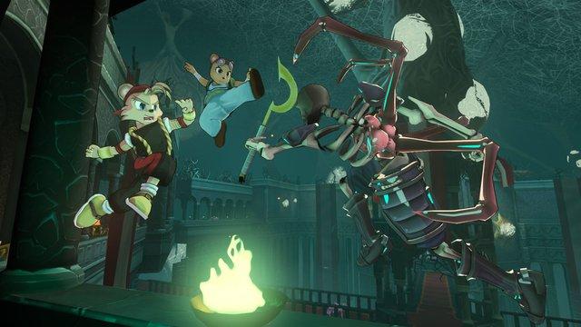 games similar to Shiness: The Lightning Kingdom
