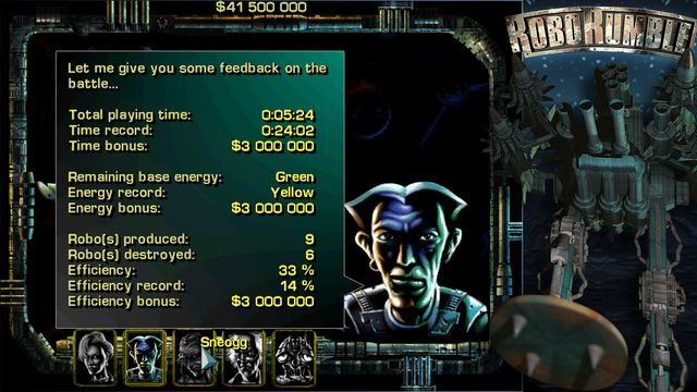 games similar to Robo Rumble