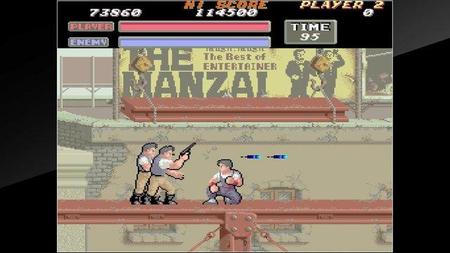 games similar to Arcade Archives VIGILANTE