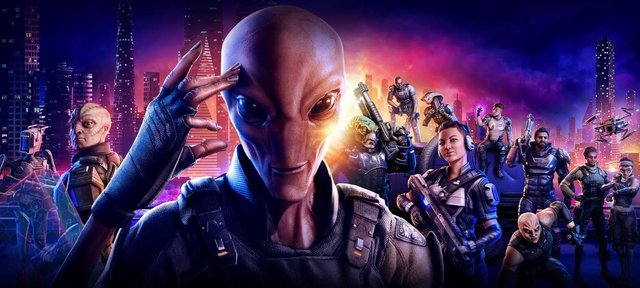 games similar to XCOM: Chimera Squad