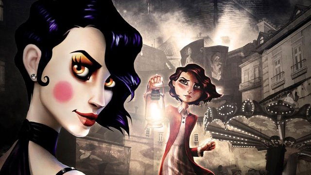 games similar to Contrast