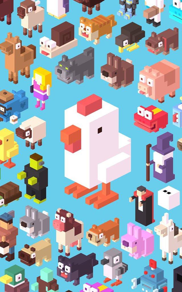 games similar to Crossy Road   Endless Arcade Hopper