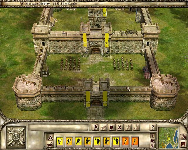 games similar to Lords of the Realm III