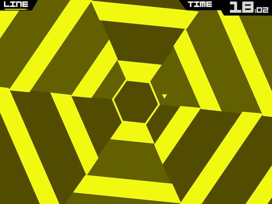 games similar to Super Hexagon