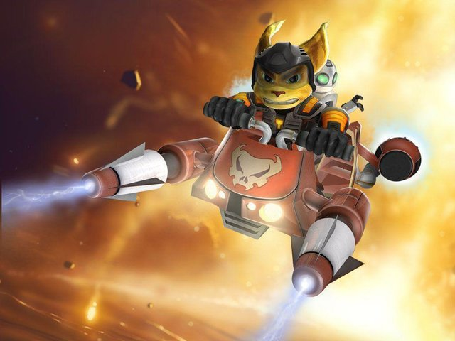 games similar to Ratchet & Clank: Going Commando