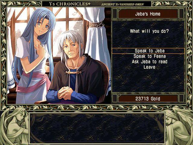 games similar to Ys I & II Chronicles+