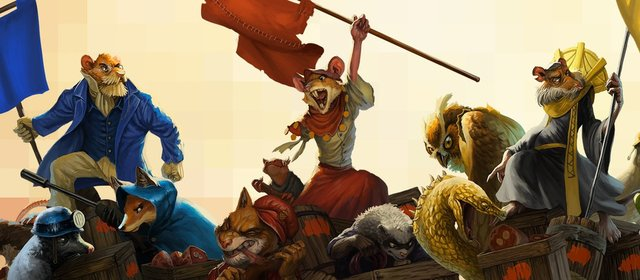 games similar to Tooth and Tail