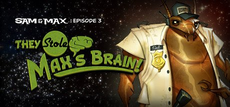 games similar to Sam & Max: The Devil's Playhouse   Episode 3: They stole Max's brain!