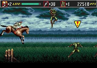 games similar to Shinobi III: Return of the Ninja Master (1993)