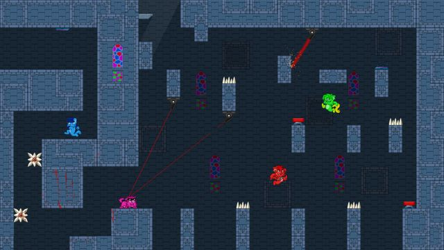 games similar to Bloody Trapland