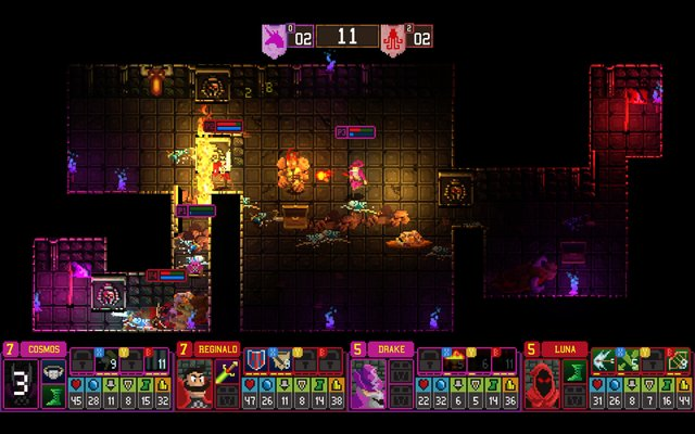 games similar to Dungeon League
