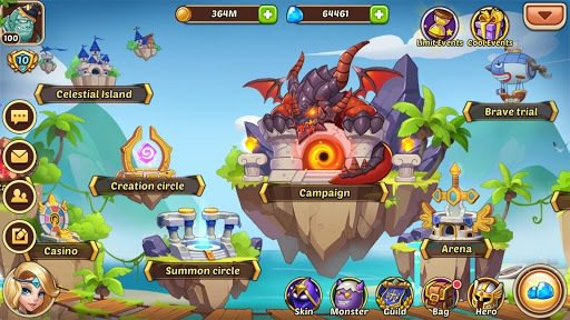 games similar to Idle Heroes