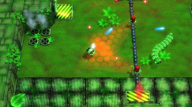 games similar to Hexodius