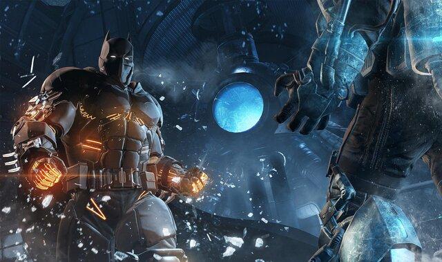 games similar to Batman: Arkham Origins   Cold, Cold Heart