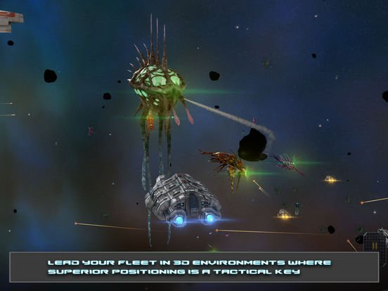 games similar to Star Hammer: the Vanguard Prophecy