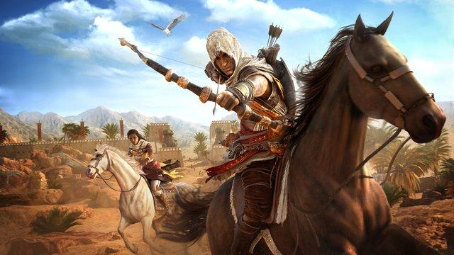 games similar to Assassin's Creed Origins