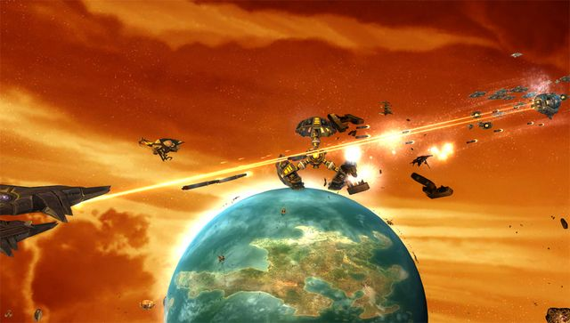 games similar to Sins of a Solar Empire: Diplomacy